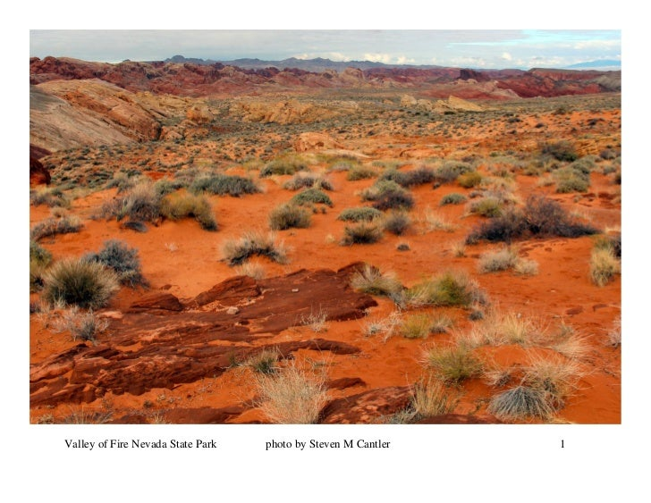 Valley of Fire Park - Nevada