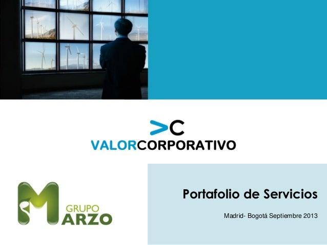 Responsabilidad Social Corporativa by GRUPO MARZO