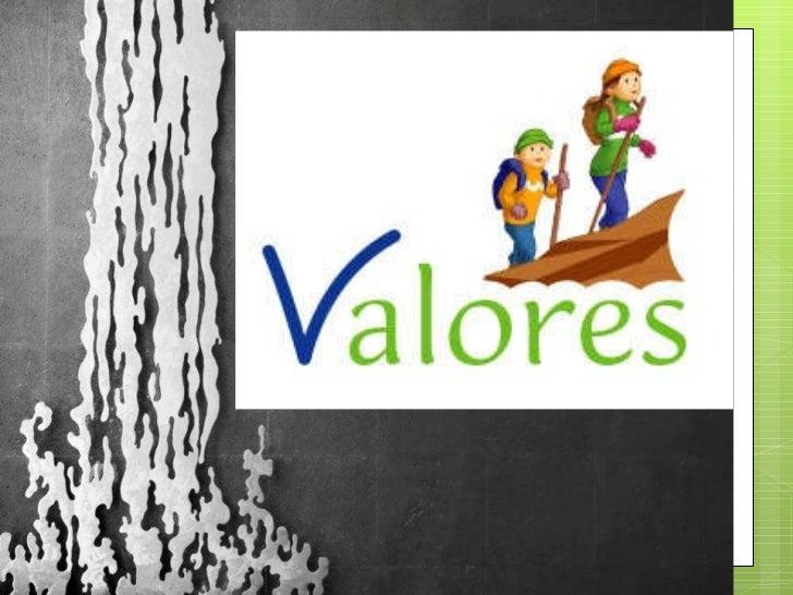 Valores 2010