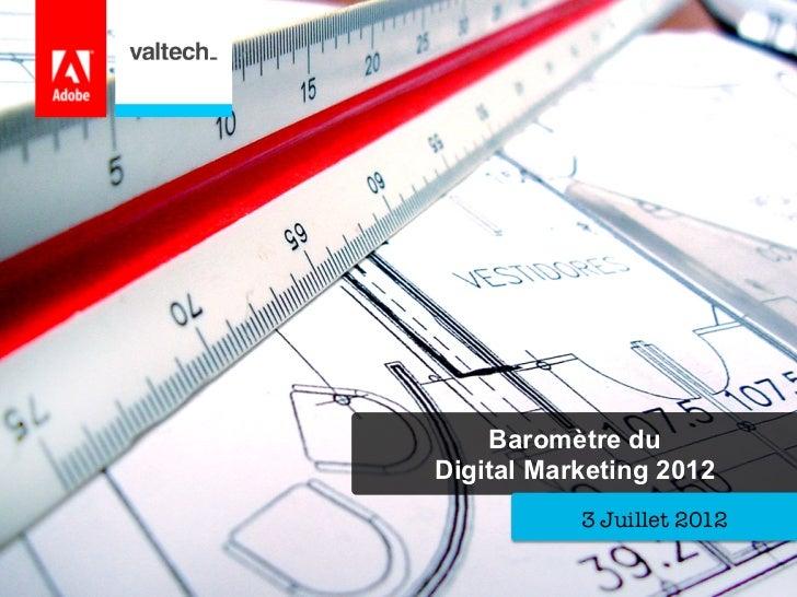 -barometre-digital-marketing-Valtech/Adobe