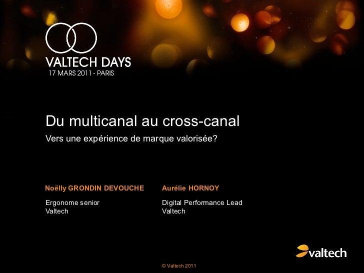 Valtech days in 2011