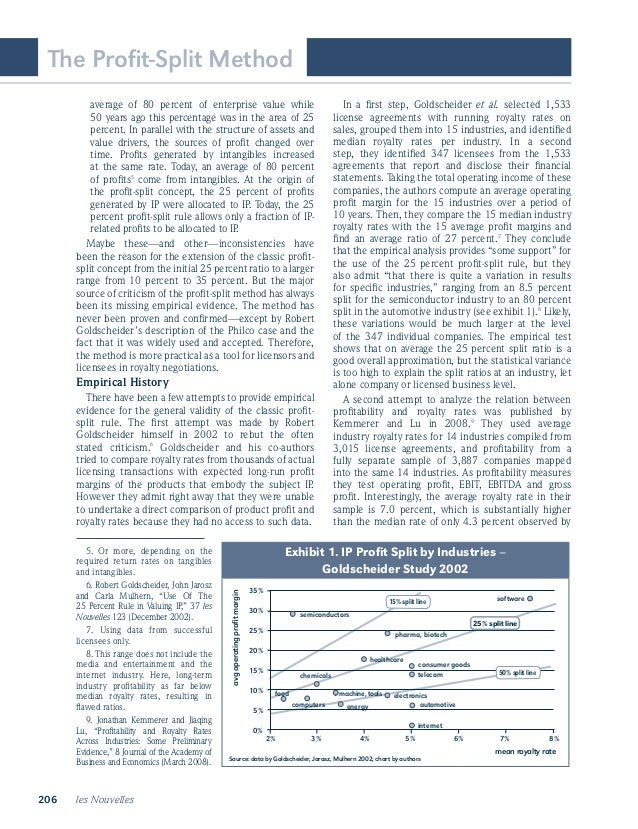sum of the parts valuation pdf