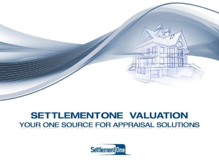 Benefits of Using SettlementOne......