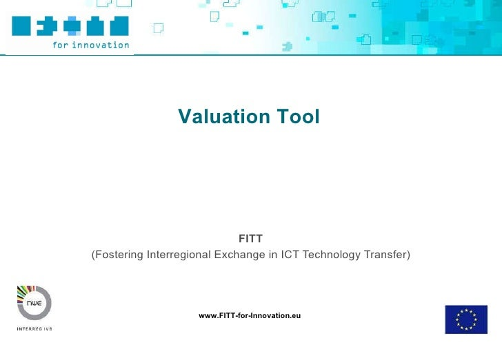 Valuation Tool