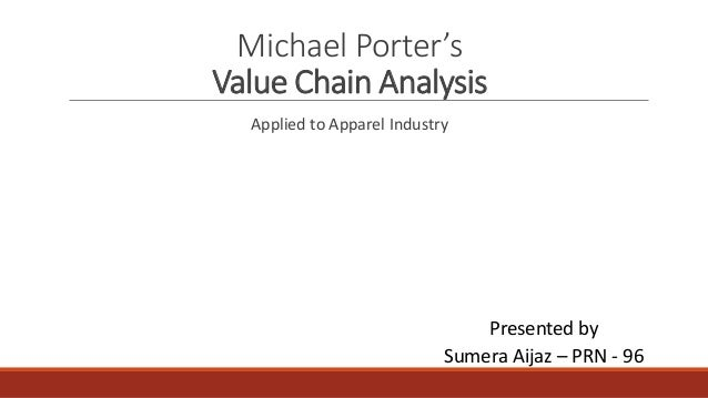 michael porter analysis hotel industry Value chain analysis  developed in the early 1980s by harvard business school professor michael porter in his book competitive advantage,  regardless of industry however, the value chain is a powerful framework for analyzing both industry and firm specific activities.
