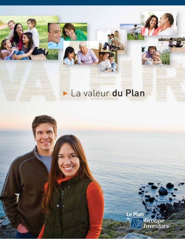 3 La valeur du Plan