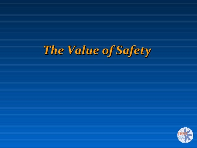The Value of Safety for Helicopters