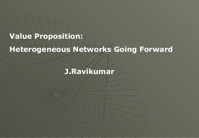 Heterogenous Networks