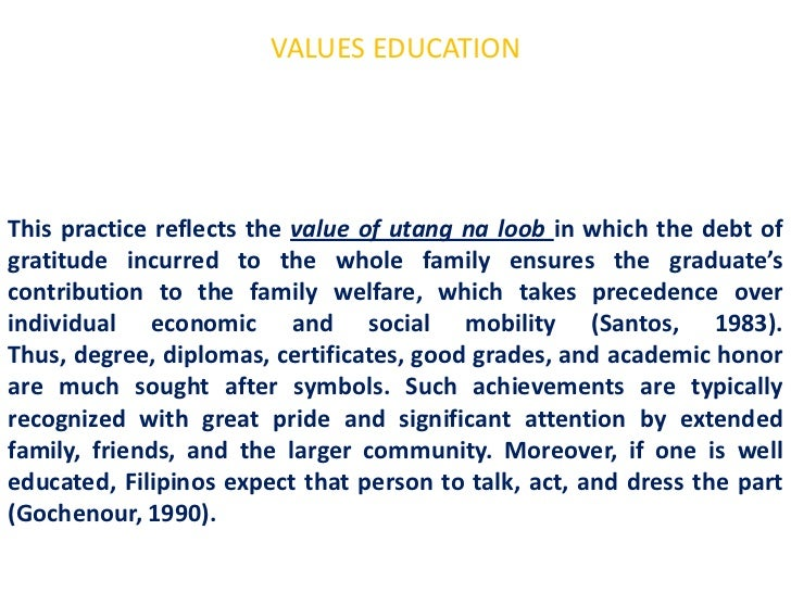 essay on family culture