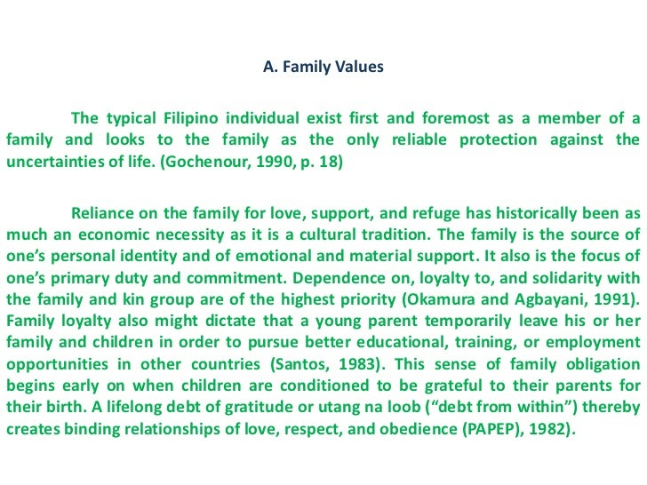 essay about my family culture Their upbringings have created vast distinctions between my home life and that of my friends my parents' cultural family, essay on family values, essay.