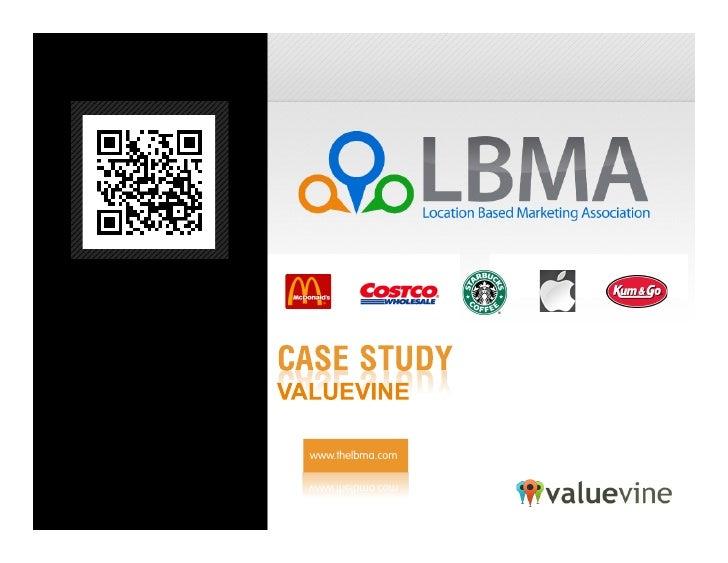 ValueVine Case Study