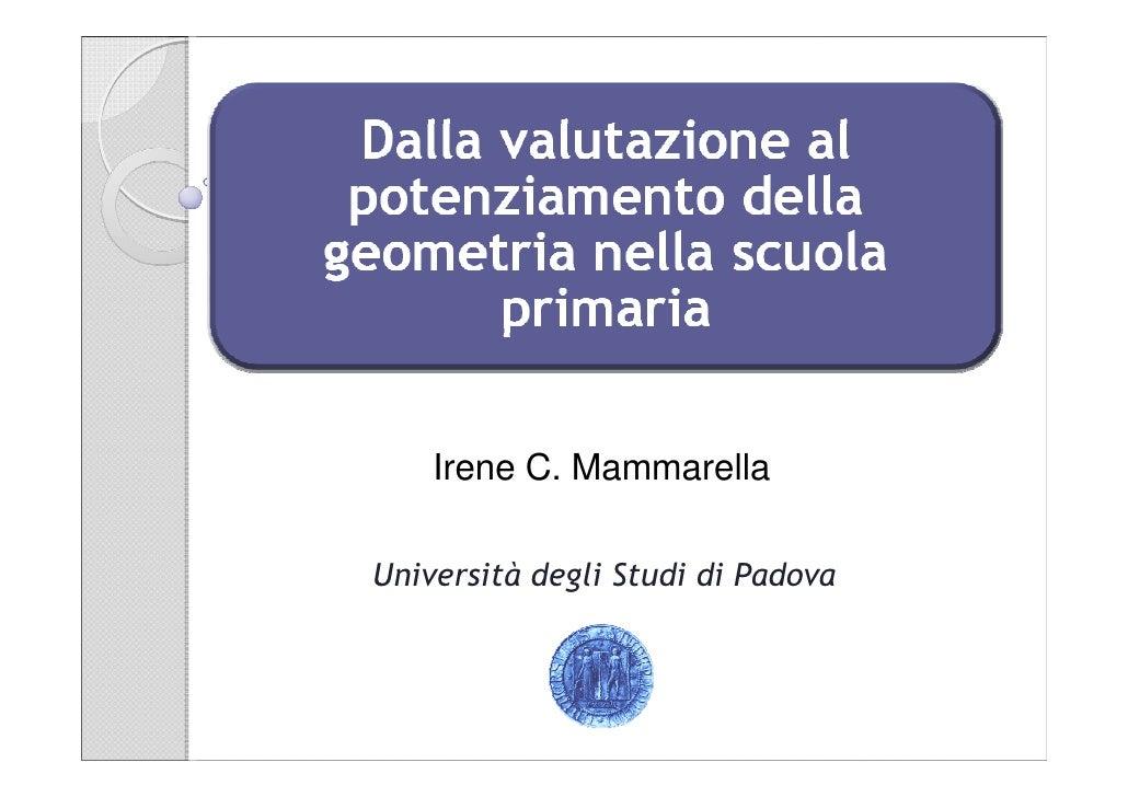Irene C. Mammarella