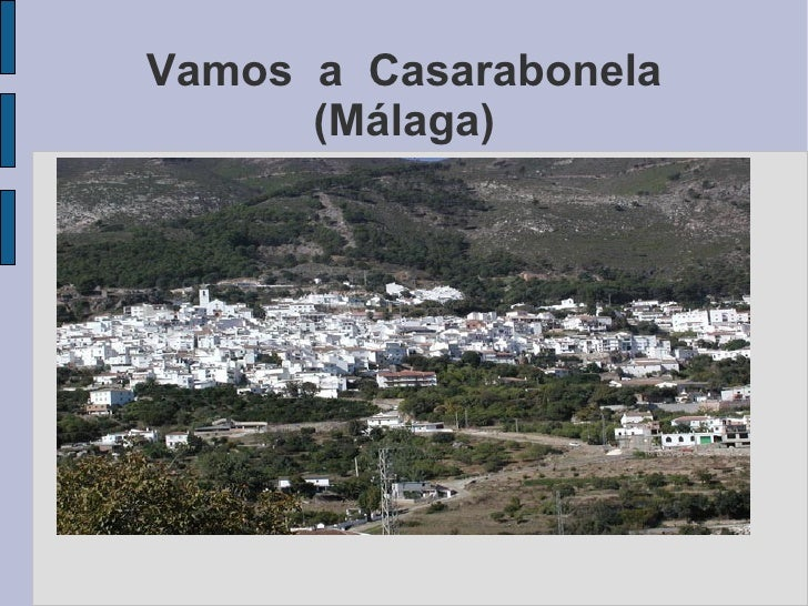 Vamos  a  Casarabonela (Málaga)