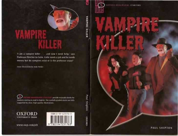 OXFORD                                                                     VAMPIRE   KILLER                               ...