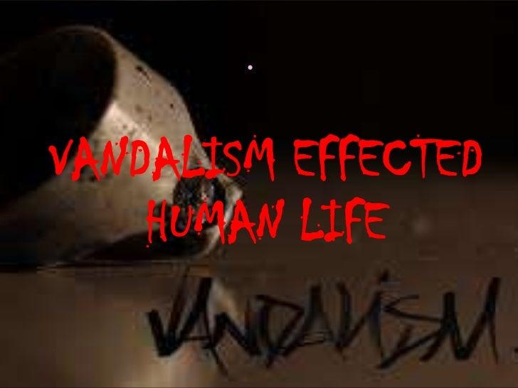 Vandalism!!