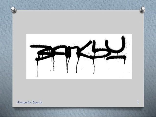 Graffiti, Vandalism or Art - or both?