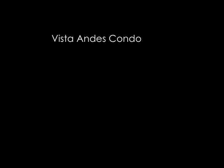 Vista Andes Condo