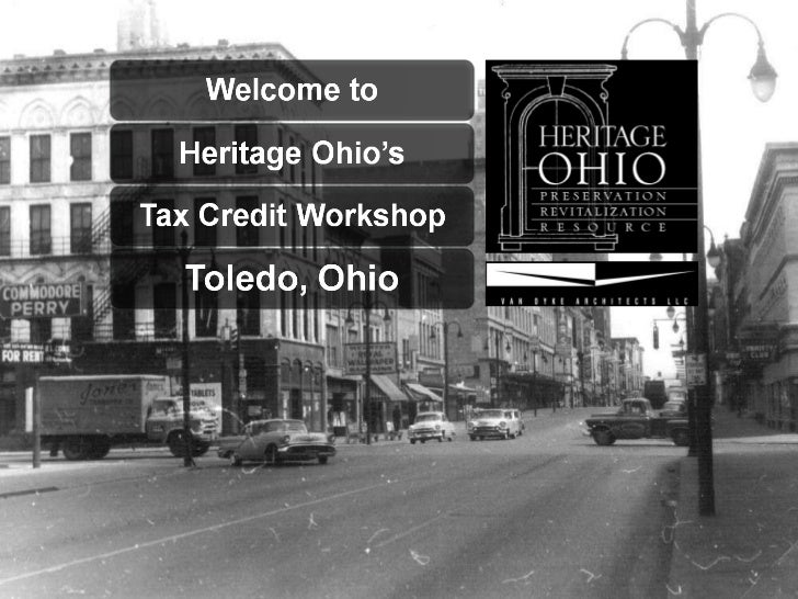Why Historic Tax Credits with Duane Van Dyke