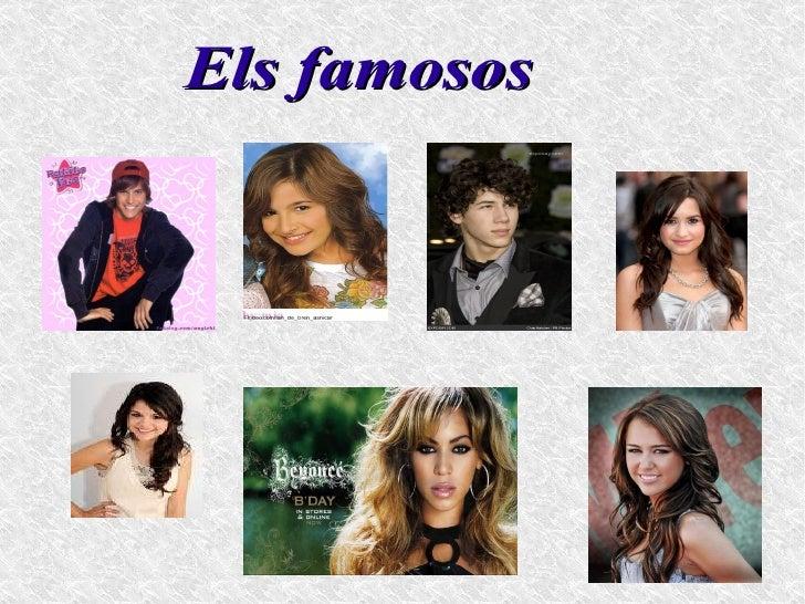 Els famosos