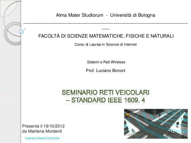 Alma Mater Studiorum - Università di Bologna______________________________________________________________                ...