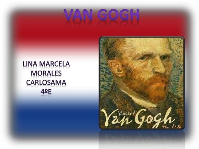 Van Gogh nació el 30 de marzo de 1853 y falleció el 29 de julio de 1890. Pinto unos 900 cuadros (entre ellos 27 autorretra...