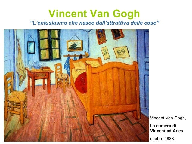 Bedroom van gogh - La camera da letto van gogh ...