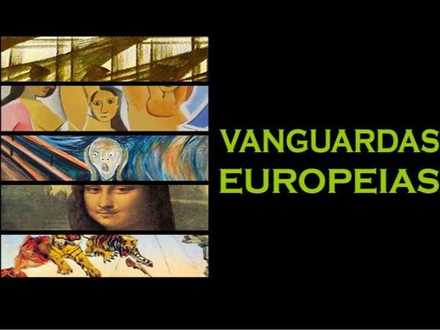 Vanguarda Européia         O movimento vanguardista surgiu na século XX, provocando         rupturas com o passado, assim,...