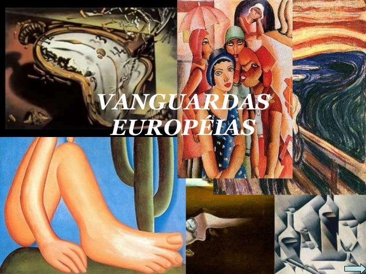 VANGUARDAS EUROPÉIAS