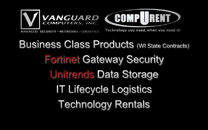 Vanguard Company Highlights2009