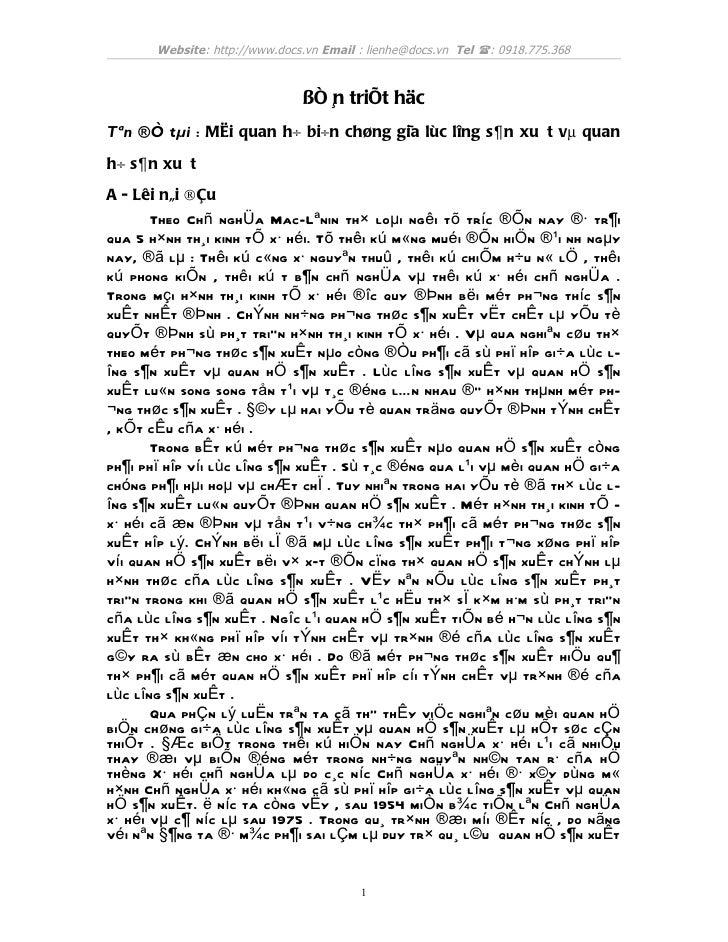 Website: http://www.docs.vn Email : lienhe@docs.vn Tel (: 0918.775.368                               §Ò ¸n triÕt häcTªn ®Ò...