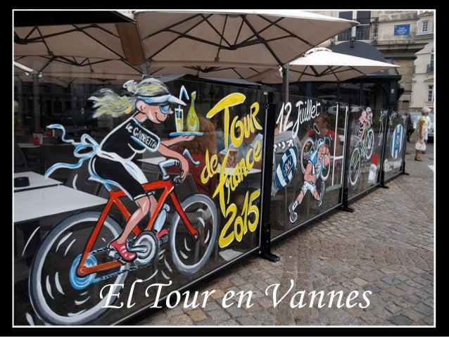 El Tour en Vannes
