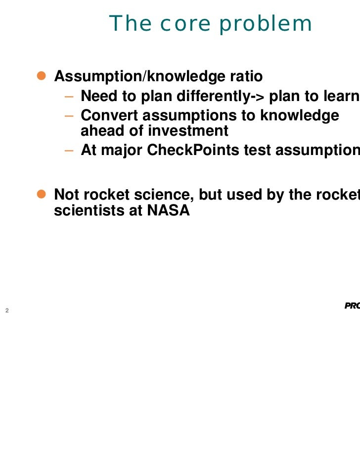 Rocket Science Problems Not Rocket Science