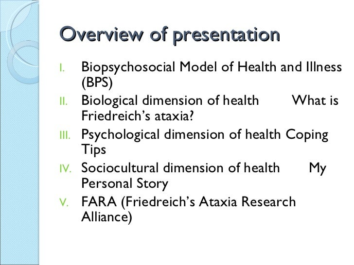 essays on biopsychosocial model of health He featured a biopsychosocial (bps) model based on systems theory and on the   in this essay, the model is extended by the introduction of semiotics and   path of exclusive reliance on biomedicine as the only approach to health care.