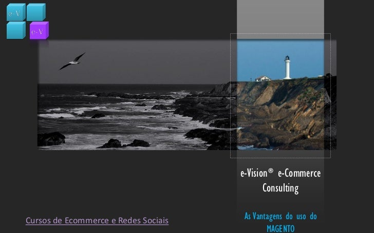 e-Vision® e-Commerce                                             ConsultingCursos de Ecommerce e Redes Sociais    As Vanta...