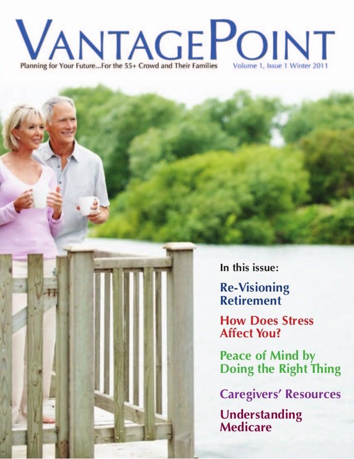 Vantage point magazine