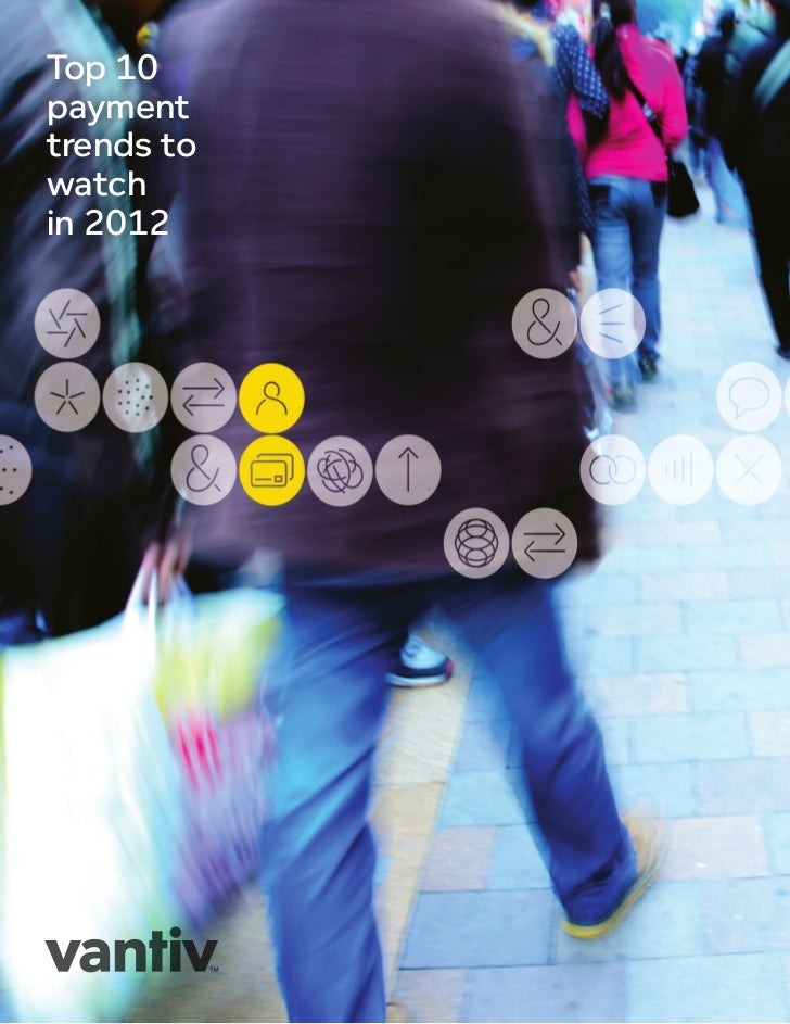 Top 10 Payment Trends to Watch in 2012 (Whitepaper)