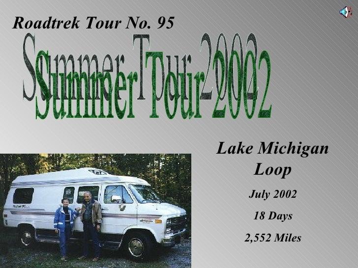 Van Tour 95 Great Lakes 2002