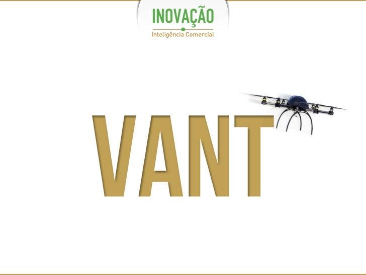 VANT - INOVAÇÃO - Inteligência Comercial