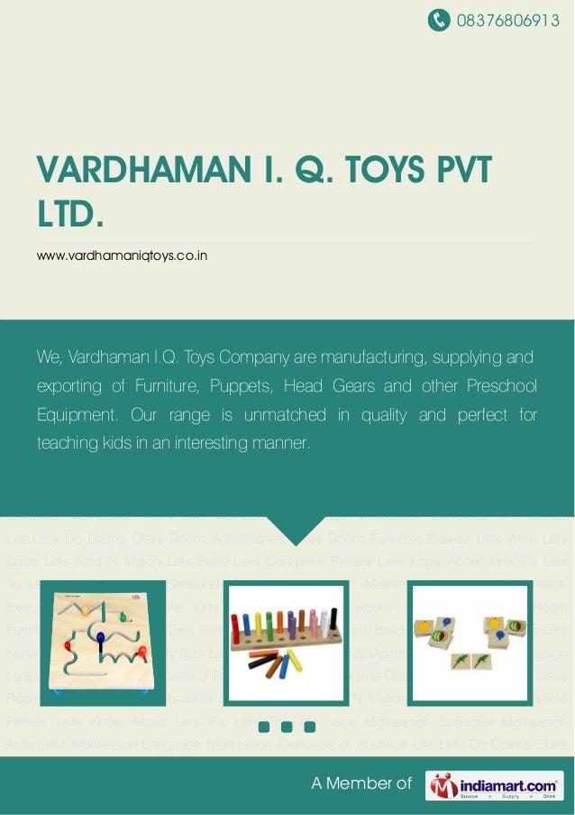 Vardhaman i-q-toys-pvt-ltd