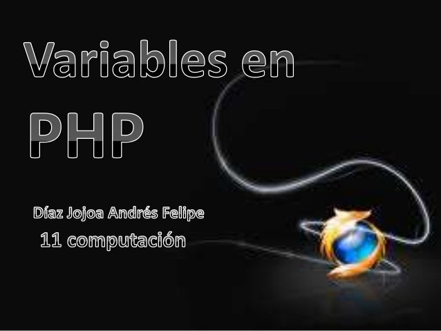 Variables php pipe