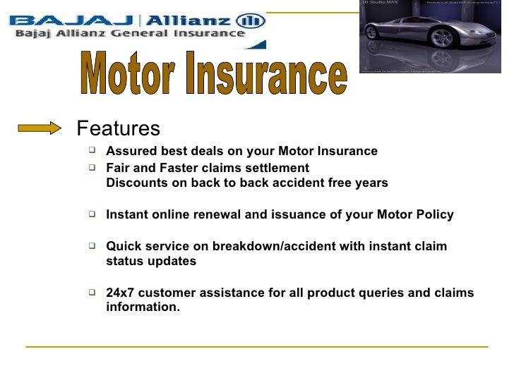 Online Oriental Motor Insurance December 2017