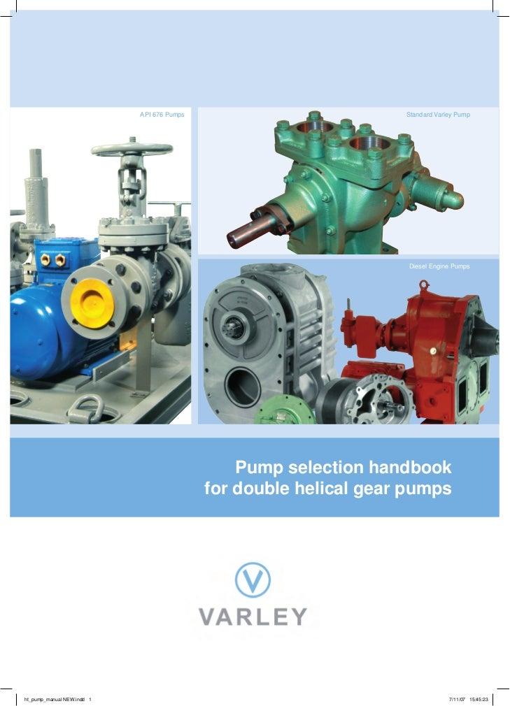 API 676 Pumps                          Standard Varley Pump                                                               ...
