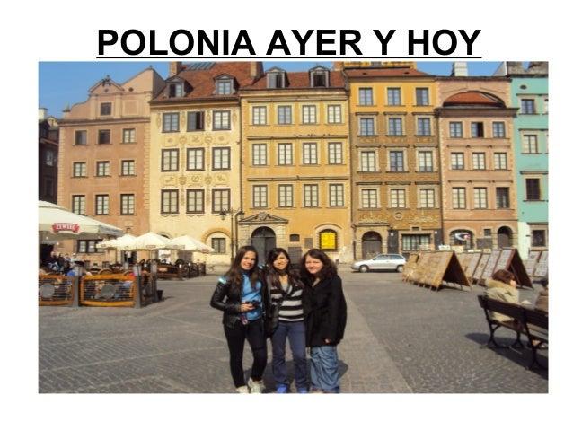 POLONIA AYER Y HOY