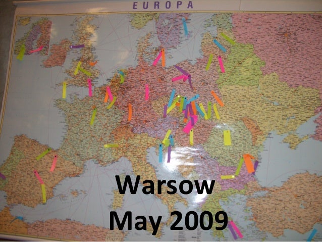 WarsowMay 2009