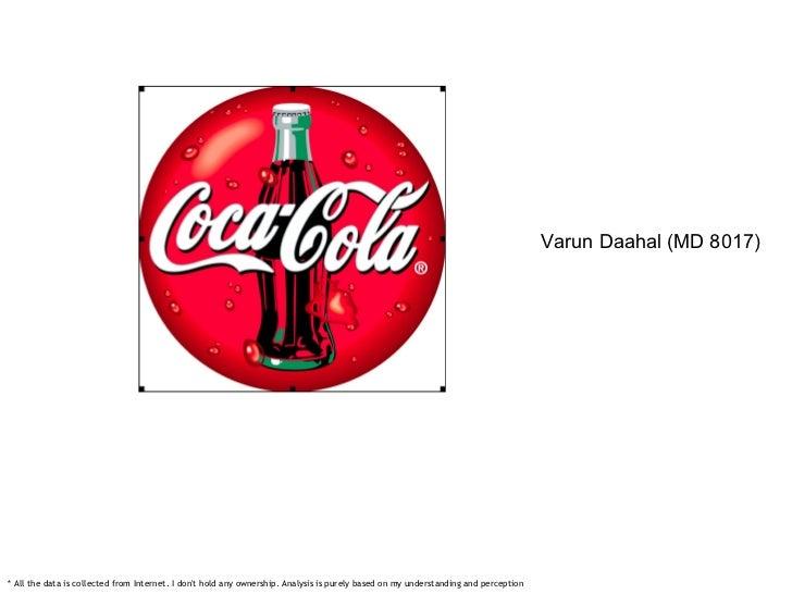 Coke   Coca-Cola   Varun Daahal