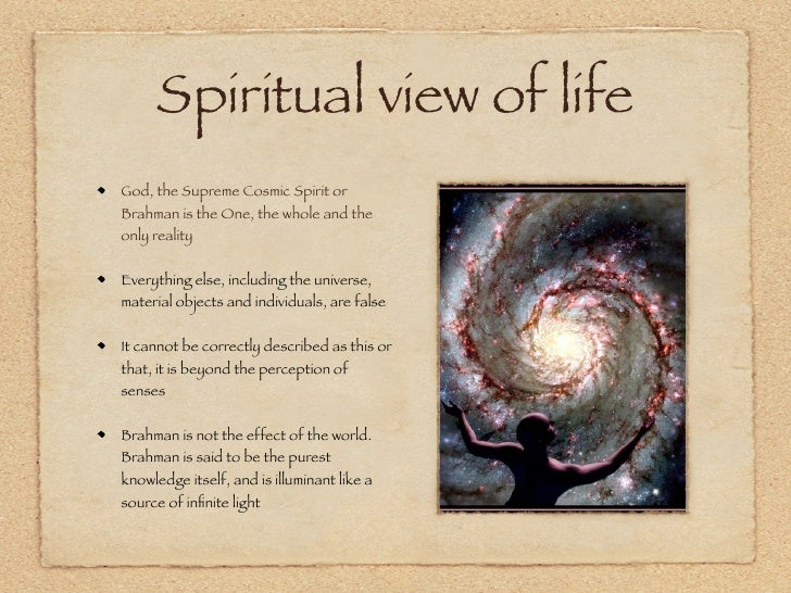 essay on spiritualism vs materialism