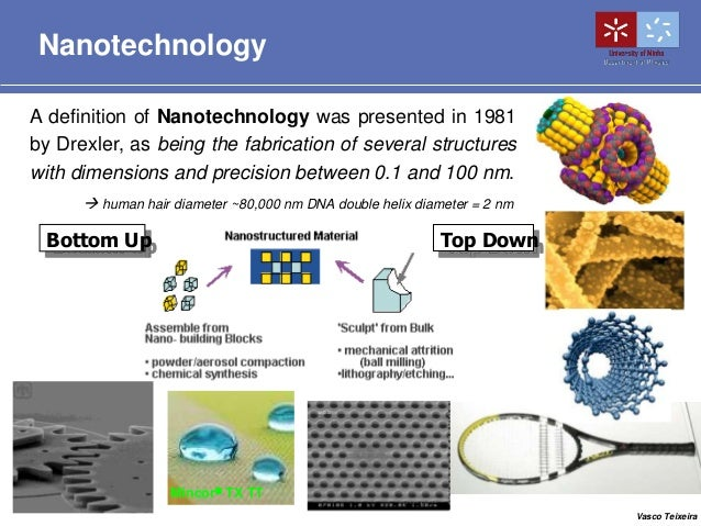 Nanoscale Based Concepts For Innovative And Eco