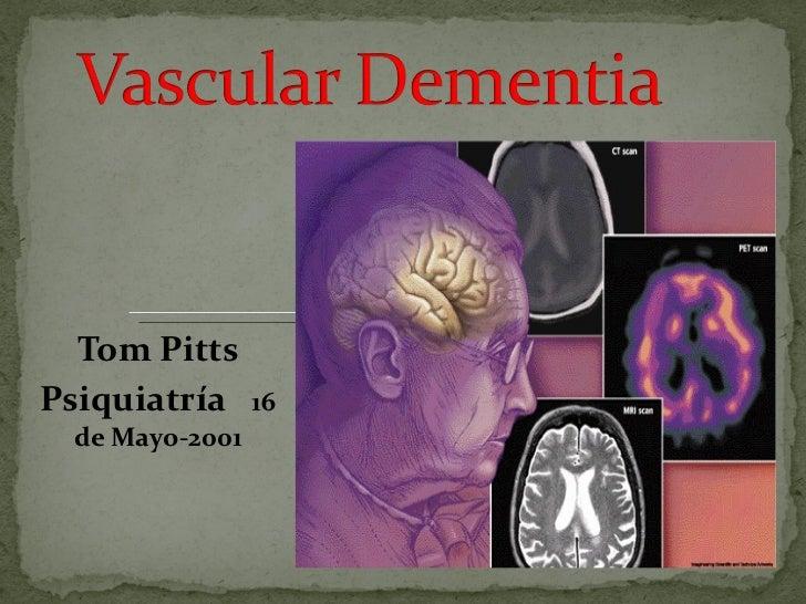 Vascular Dementia Final