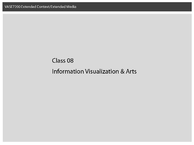 Extended Context/Extended Media Class 08