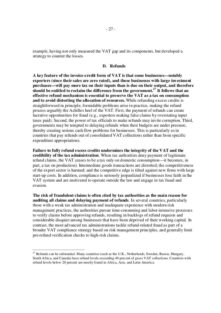 vat ireland return form form